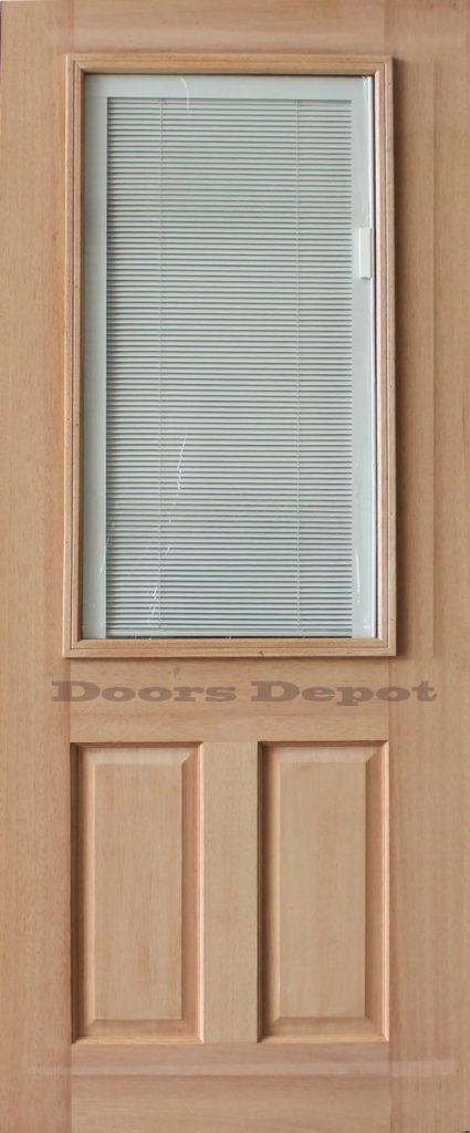 Venetian Blind Integrate Doors Doors Depot